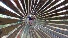 Antalya Anadolu parkta atraksiyonlar, İP PARKURU (FUN CLIMBING) elif bu parkuru çok sevdi