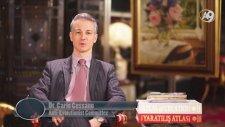 Dr. Carlo Cassano: Adnan Oktar'ın Çalışmaları Hakkında Görüşlerini Bildiriyor.