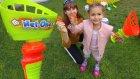Extreme Fun Net One Flying Disc eğlenceli oyuncak, çocuk videosu