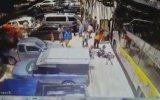 Film Sahnesi Gibi Kaza  Tayland