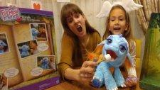 Fur Real Friends Torch Küçük Ejderha, Eğlenceli Çocuk Videosu, Toys Unboxing
