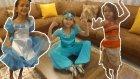 Kostüm show ,moana , yasemin , Alice , eğlenceli çocuk videosu
