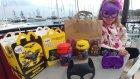 Mc donald's a yeni oyuncaklar gelmiş, eğlenceli çocuk videosu