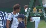 Rafael Nadal'dan Ayakta Alkışlanan Örnek Davranış