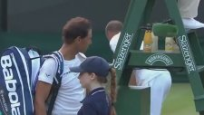 Rafael Nadal'dan Ayakta Alkışlanan Örnek Davranış!