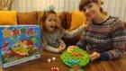 Tırtıl oyunu en çok elmayı kim kemirecek, eğlenceli çocuk videosu, toys unboxing