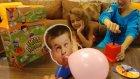 Uçan Balon Oyunu ,eğlenceli çocuk videosu , toys unboxing