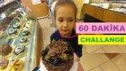60 dakika challange yaptık, eğlenceli çocuk videosu
