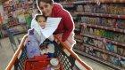ALIŞVERİŞ CHALLANGE elif ve anne ile baba yarışıyor, eğlenceli çocuk videosu
