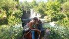 Antalya Düden Şelalesi, doğanın güzelliği aklımızı alıyor.