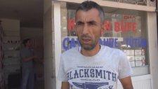 Antalya'da Vatandaşlar Arasında Gaspçıyı Dövelim Dövmeyelim Kavgası