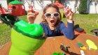 Balonlar İçinde Sürprizler Oyunlar, Eğlenceli Çocuk Videosu