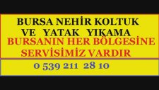 Bursa Halı Yıkama Şirketleri-Bursa Nehir Koltuk Yıkama