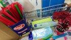 Dev topitop için hazırlık alışverişimiz, eğlenceli çocuk videosu