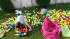 ELİFİN CEZASI , Elif yumurta challangeten kalan cezasını çekiyor, eğlenceli çocuk videosu