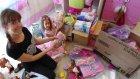 Elifin odasını topluyoruz, oyuncaklarını düzenliyoruz, eğlenceli çocuk videosu