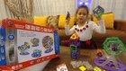 Magnetik Puzzle , Mıknatıs Puzzle , Eğlenceli Çocuk Videosu , Toys Unboxing