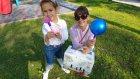 Parkta enteresan toplu oyuncak, eğlenceli çocuk videosu, toys unboxing