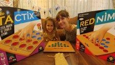 Tactix Ve Rednim 2 Güzel Zeka Oyunu , Eğlenceli Çocuk Videosu