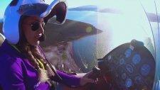 Yağmur Sarıoğlu'nun Gyrocopter Eğlencesi