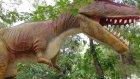 Antalya Dinoparkta geziyoruz.Dünyanın en büyük Dinozor parklarından ,Trexler ve diğer dev dinozorlar
