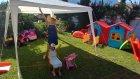 Bahçeye dev Çadır kurduk, eğlenceli çocuk videosu , unboxing