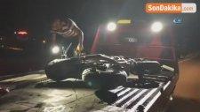Bursa'da Motosiklet Kazası: 1 Ölü 1 Yaralı
