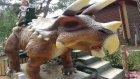 Dinopark Dev korkunç dinozorlar, korkunç gerçekçi dinozorlar , eğlenceli çocuk videosu