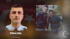 Emniyet'ten 15 Temmuz'da Şehit Olan Polislere Vefa Videosu