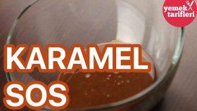 Ev Yapımı Karamel Sos Tarifi | Karamel Sos Nasıl Yapılır? | Yemek Tarifleri
