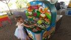 KELEBEK PARK ta Playland keyfi alçı ile kelebek ve kum boyama yaptık