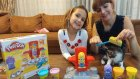 Play dough minion oyuncak kutusu açtık, eğlenceli çocuk videosu
