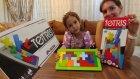 TETRİS Akıl oyunları zeka geliştirici oyunlar, eğlenceli çocuk videosu, toys unboxing