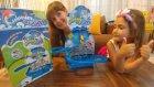 Yunusların showu oyuncak açtık, eğlenceli çocuk videosu, toys unboxing