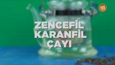 Zencefil Karanfil Çayı Tarifi