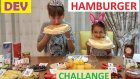 DEV HAMBURGER CHALLANGE
