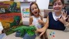 DİNO SALDIRISI , eğlenceli çocuk videosu, toys unboxing