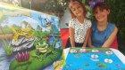 HOPPER ZIPPIR zıplayan kurbağalar ile yarışma hem eğlenceli hem zihin geliştiren oyun, Çocuk videosu