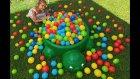 Kaplumbağa Su ve kum havuzu , bu havuzda slime mı yapalım orbezmi dolduralım ??