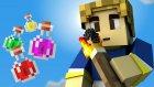 Minecraft Solo - Güç ve Hız İksirleri - Bölüm 34
