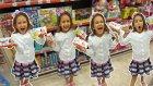 SÜRPRİZ YUMURTA CHALLANGE Alışveriş videosu, Eğlenceli çocuk videosu