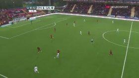 Östersunds 2-0 Galatasaray (Maç Özeti - 13 Temmuz 2017)