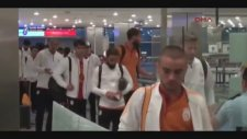 Galatasaray İstanbul'a Döndü (14 Temmuz 2017)