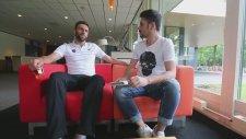 Gençlerbirliği Futbolcu Vedat Muriç'le Özel Röportaj