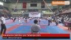 Karateciler Şehitler Için Tatamiye Çıktı