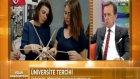 """MEF Üniversitesi Haber Türk """"Yolun Başındayken"""" Programında 13.07.2017"""