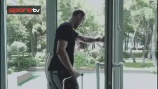 Semih Kaya'dan Galatasaray'a Videolu Veda!