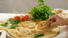 Tavuklu Fit Pizza