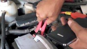 Araba Aküsü Şarj Ettiğini İddia Eden Powerbank İncelemesi (Akü, 8.000 mAh'i Su Gibi İçti!)