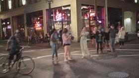Fosil Yakıtları Protesto Eden Çılgın Bisikletçiler